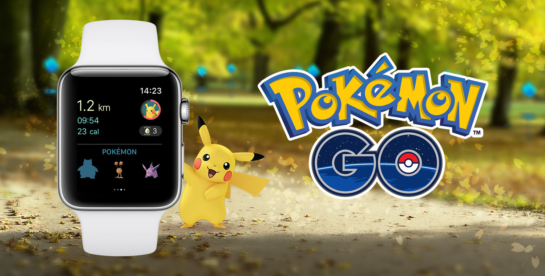 「ポケモンGO」がApple Watchに対応!