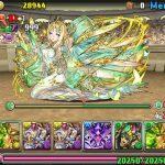【パズドラ】第40回チャレンジダンジョンレベル9 ソロノーコン攻略
