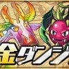 【パズドラ】ノマダンスタミナ0&火水木金ダンジョン開放で進化祭り決定!
