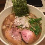 【ラーメン】日本橋 製麺庵 なな蓮(三越前)の濃い出汁そばも極ウマでハイレベルな一杯だった