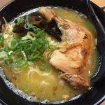 【秋葉原】鶏王けいすけの「鶏王ラーメン(鶏白湯)」が鳥好きにはたまらない一杯だった