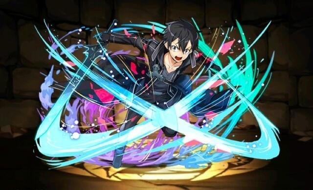 黒の剣士・キリト